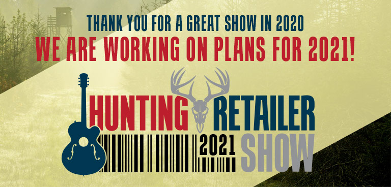 Hunting Retailer Show #HRSHOW2020